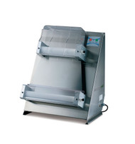 Mecnosud DRM1040 PARALLEL DOUGH ROLLER -40cm. INCLUDES FOOD PEDAL. Weekly Rental $20.00