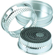 CUTTER SET -ROUND CRINKLE 14pc