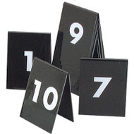 TABLE NUMBER -A-FRAME 81-90