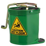 MOP BUCKET -GREEN