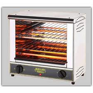 Roller Grill - BAR2000 - Open Toaster. Two Deck.- 15 AMP. Weekly Rental $9.00