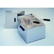Roller Grill RF 12 S SINGLE PAN DEEP FRYER -12litre - 20 AMP. Weekly Rental $9.00