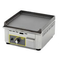 ROLLER GRILL - PSF400 E - FLAT CAST IRON PLATE. Weekly Rental $10.00