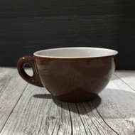 Brown Cappuccino Cup - 210ml