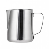 Milk Frothing Jugs Stainless Steel Finish s/s 400ml