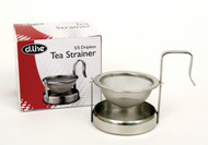 DRIPLESS TEA STRAINER -S/S
