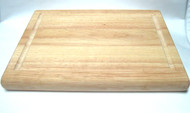 TIMBER SERVING BOARD -LARGE RECTANGLE