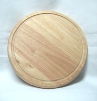 TIMBER SERVING BOARD -MEDIUM ROUND