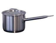 """FORJE"" HIGH SAUCEPAN -S/S 7.2 litre"
