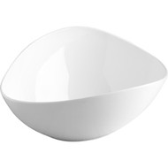 MELAMINE TRIANGULAR SALAD BOWL -310x260x135mm