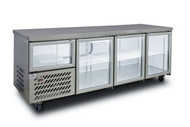 Anvil Aire UBG6240 BACKBAR GLASS DOORS 2400mm -763litre. Weekly Rental $42.00