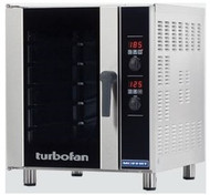 Turbofan E33D5 DIGITAL ELECTRIC CONVECTION OVEN - HALF SIZE TRAY. Weekly Rental $49.00
