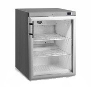 Anvil Aire FBCG1200 SINGLE GLASS DOOR UNDERBENCH FRIDGE. Weekly Rental $9.00