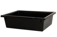 AP4 13.5Litre SHALLOW NESTING CRATE -LID SOLD SEPARATELY