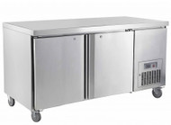 Saltas CUS1500 UNDERBAR FRIDGE S/S DOORS 1500mm -382lt. Weekly Rental $24.00