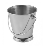 MINI STAINLESS STEEL PAIL -90mm