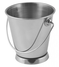 MINI STAINLESS STEEL PAIL -120mm