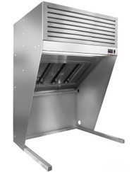 Woodson - W.CHD1000 COUNTER TOP DUCTLESS FILTER HOOD. Weekly Rental $42.00