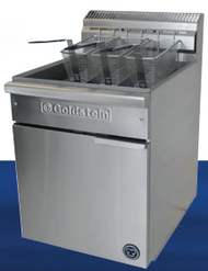 GOLDSTEIN - VFG-24L  V SERIES GAS FRYER - Weekly Rental $65.00