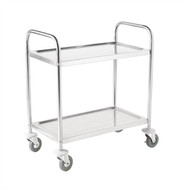 Clearing Trolley 2 Tier Large F998