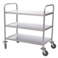 Clearing Trolley 3 Tier Small F993