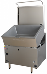 GOLDSTEIN TPE80. 800 SERIES ELECTRIC BRATT PAN- 12 KW. Weekly Rental $141.00