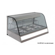 Woodson - W.HFH.23 CHICKEN DISPLAY - HEATED - 10 AMP. Weekly Rental $55.00