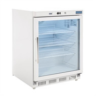 POLAR - CD086 - GLASS DOOR DISPLAY FRIDGE. Weekly Rental $10.00