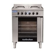 TURBOFAN E931M. Full Size Tray Electric Convection Oven And Cooktop. Weekly Rental $49.00