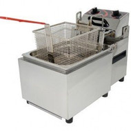 Woodson - WFAS80 - AUTO LIFT FRYER. Weekly Rental $13.00