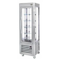 ROLLER GRILL - RD60T - ROTATING CAKE/CHOCOLATE DISPLAY REFRIGERATED CABINET. Weekly Rental $47.00