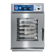 Blue Seal S Line EC623RSDW - 6 Tray Electric Compact Combi-Steamer Oven - Fully Automatic Wash System. Weekly Rental $122.00