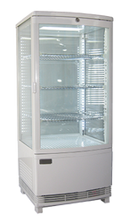 Exquisite - CTD78L - LED - Counter Top Display Fridge. Weekly Rental $11.00