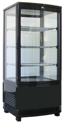 Exquisite - CTD78 - Counter Top Display Fridge - 86 Litres. Weekly Rental $9.00
