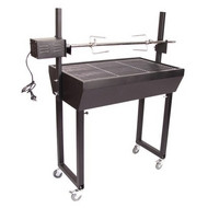 Semak M10CBM Medium Charcoal Spit. Weekly Rental $13.00