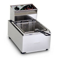 ROBAND - F15 - Single Pan Counter Top Electric Fryer. Weekly Rental $5.00