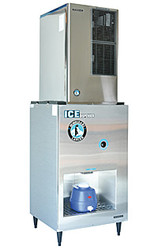Hoshizaki - DB-200H Sanitary Ice Cube Dispenser. Weekly Rental $59.00