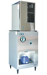 Hoshizaki - DB-200H Sanitary Ice Cube Dispenser. Weekly Rental $59.00