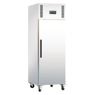 POLAR - DL899 - 600 LITRE UPRIGHT REFRIGERATOR - WHITE. Weekly Rental $20.00