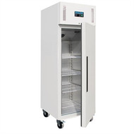 POLAR - CK480 - 600 LITRE UPRIGHT FREEZER - WHITE. Weekly Rental $22.00