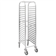 VOGUE - U376 - Gastronorm Racking Trolley