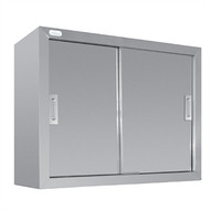 VOGUE - CE150 - Stainless Steel Wall Cupboard. Weekly Rental $5.00