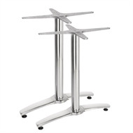 GH985 - Aluminium Twin Leg Table Base