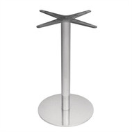 GK992 - Stainless Steel Round Table Base