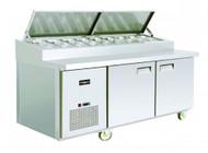 FSM - PB1875P - P Series 2 Door Refrigerated Preparation Unit. Weekly Rental $45.00