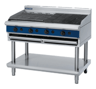 Blue Seal Evolution Series G598-LS - 1200mm Gas Chargrill Leg Stand. Weekly Rental $ 59.00