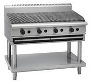 Waldorf 800 Series CH8120G-LS - 1200mm Gas Chargrill Leg Stand. Weekly Rental $72.00