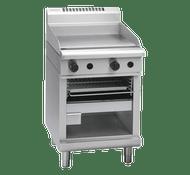 Waldorf 800 Series GT8600G - 600mm Gas Griddle Toaster. Weekly Rental $48.00