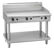 Waldorf 800 Series GP8120G-LS - 1200mm Gas Griddle Leg Stand. Weekly Rental $98.00