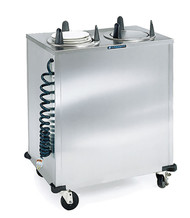 LAKESIDE - 6212 - Heated Plate Dispenser Mobile Cabinet. Weekly Rental $60.00